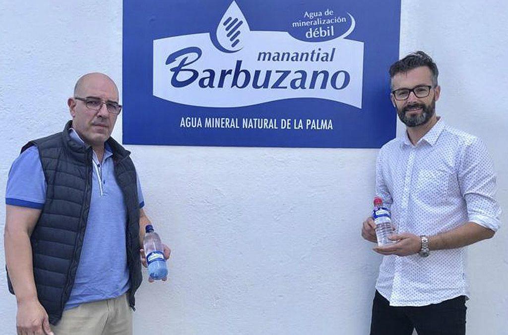 Agua Manantial Barbuzano hace posible la segunda Subida a las Estrellas